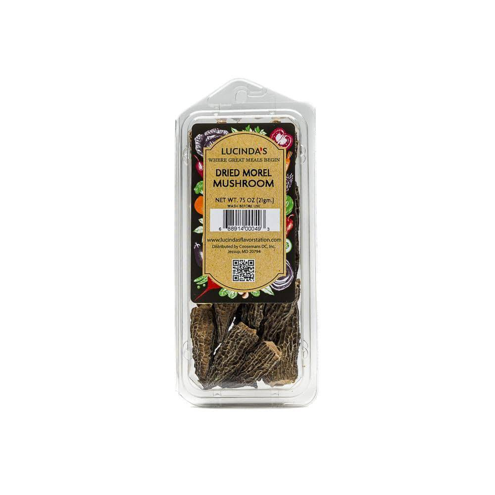 Morel Mushrooms Dried - Pepper Pantry