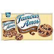 Famous Amos Chocolate Chip Cookies 2 Oz - Pepper Pantry