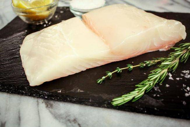 Halibut Fillet, Skin Off - Pepper Pantry