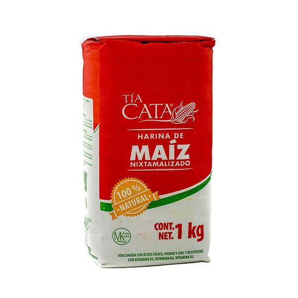 Masa Tia Cata 2.2LB - Pepper Pantry
