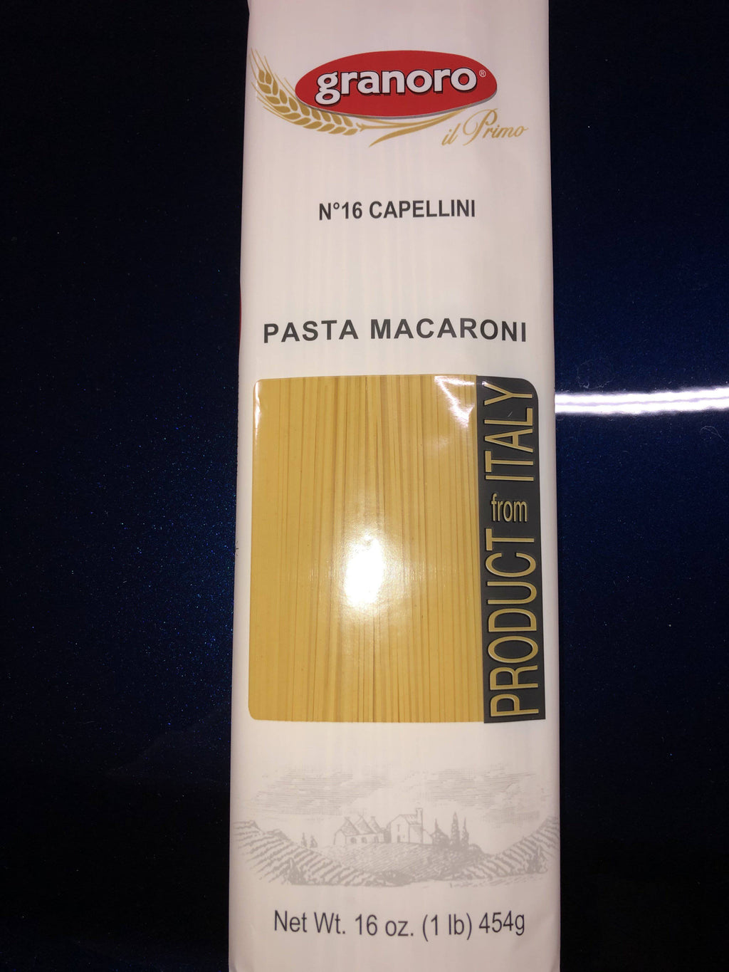 Pasta, Capellini - Pepper Pantry