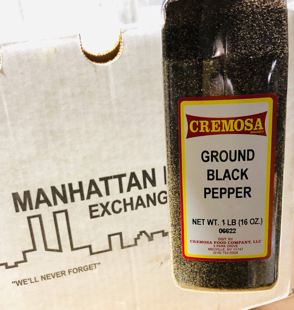 Pepper, Ground Black - Pepper Pantry