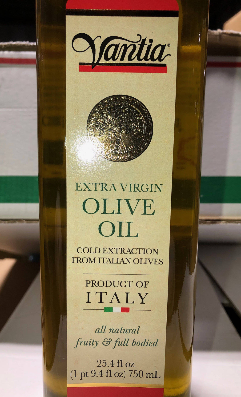 Olive Oil, Extra Virgin - Vantia - Pepper Pantry