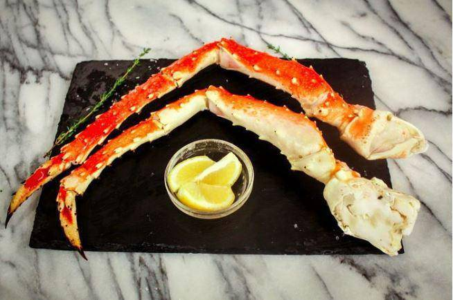 King Crab Legs - Pepper Pantry