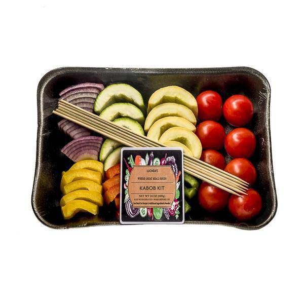 Kabob Kit   24 oz. - Pepper Pantry