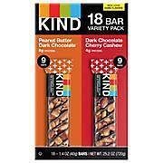 Kind Bars 18 Count - Pepper Pantry
