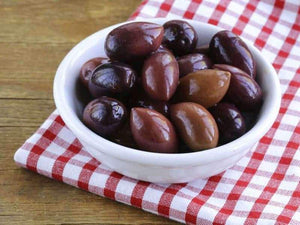 Olives, Aegean Fresh Pitted Kalamata Black - Pepper Pantry