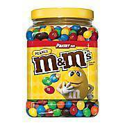 M & M's Peanut 62 Oz - Pepper Pantry