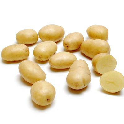 White Marble Potatoes - Pepper Pantry