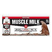 Muscle Chocolate Milk 11 Oz - Pepper Pantry