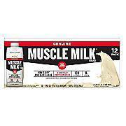 Muscle Vanilla Creme Milk 11 Oz - Pepper Pantry