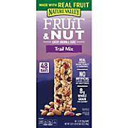 Nature Valley Fruit & Nut Granola Bars 48 Count - Pepper Pantry