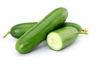 Organic Cucumber - 6 Count - Pepper Pantry