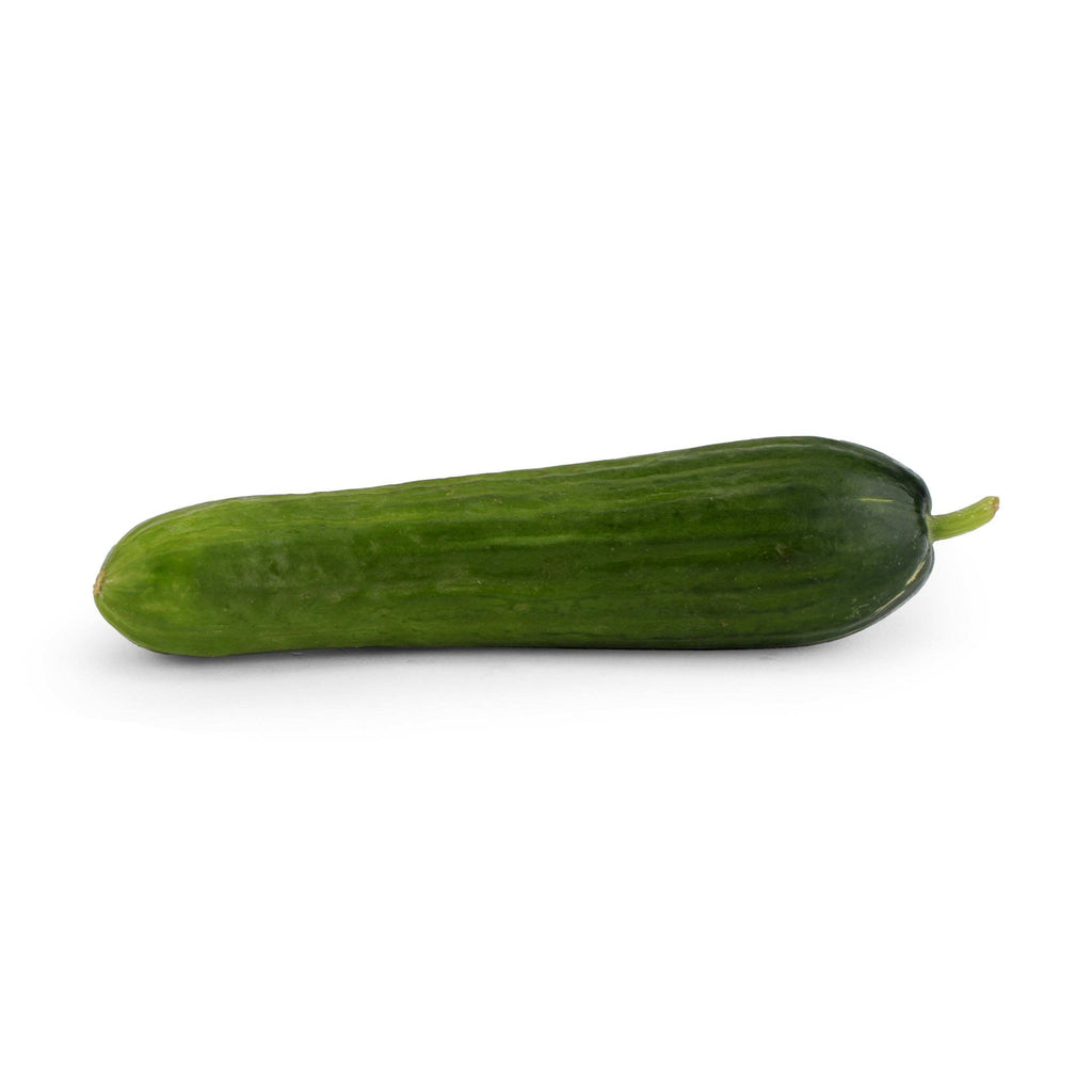Organic Cucumber, Seedless - Pepper Pantry