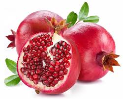 Fresh Pomegranate - 2 Count - Pepper Pantry