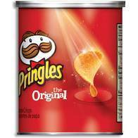 Pringles Chips 1.41 Oz Cans - Pepper Pantry