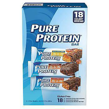 Pure Protein Bars 18 Count - Pepper Pantry