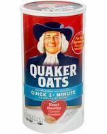 Quaker Quick Oats 42 Oz - Pepper Pantry