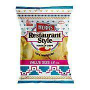 Restaurant Style Tortilla Chips 16.75 Oz - Pepper Pantry