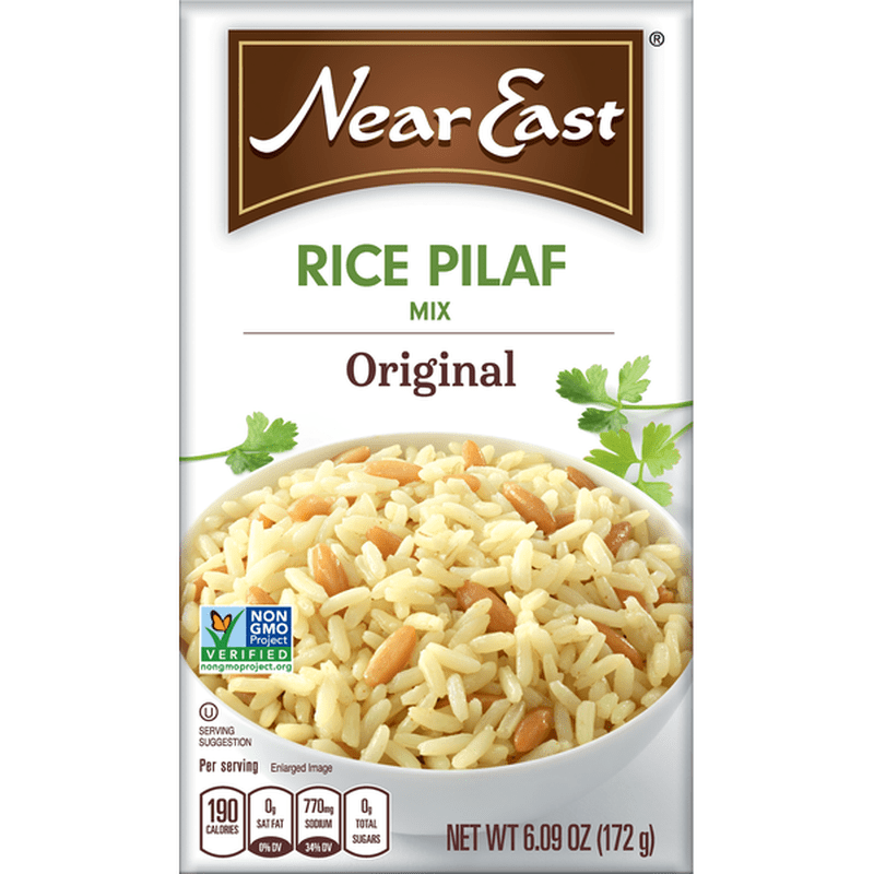 Near East Rice Pilaf - Pepper Pantry