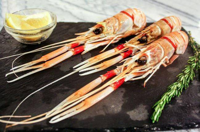Frozen Langoustines - Pepper Pantry