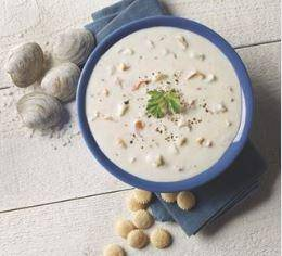New England Clam Chowder Frozen Pack - Pepper Pantry