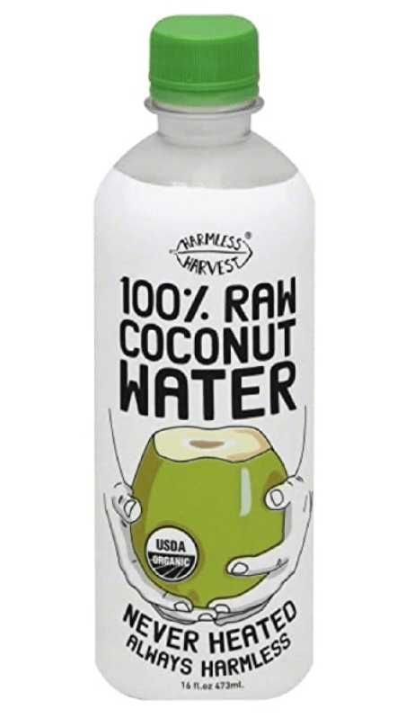 100 % Raw Coconut Water - 16 oz - Pepper Pantry