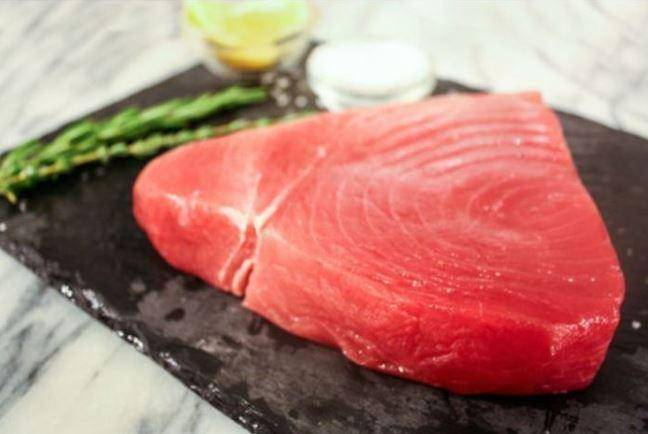 Sushi Quality Yellowfin Tuna - Pepper Pantry