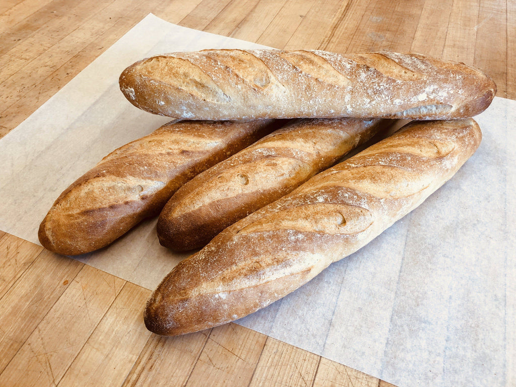 Baguettes - French - Pepper Pantry