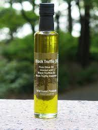 Wild Forest *Black* Truffle Oil 8 Oz - Pepper Pantry
