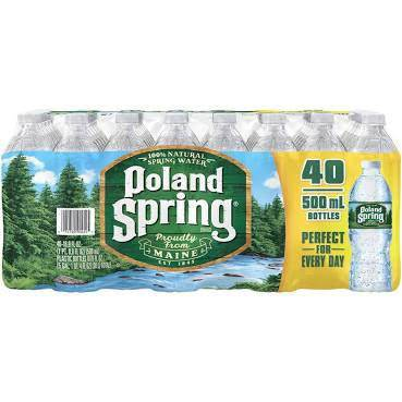 Water - Poland Spring - Pepper Pantry