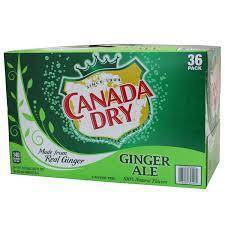 Canada Dry Ginger Ale - Pepper Pantry