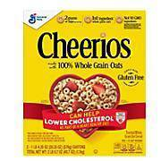 Cheerios Cereal 37 Oz - Pepper Pantry