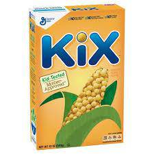 Kix Cereal - Pepper Pantry