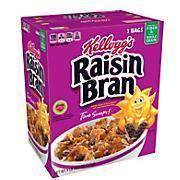 Kellogg's Raisin Bran Cereal 38 Oz - Pepper Pantry