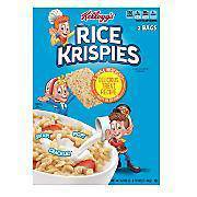 Rice Krispies Cereal 34.4 oz - Pepper Pantry
