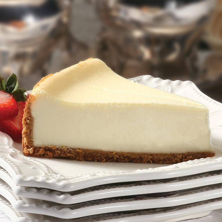 "New York Style Cheesecake 10"" - Pepper Pantry"
