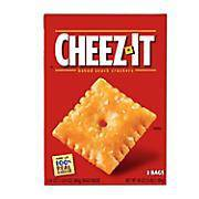 Cheez-It Crackers 3LB - Pepper Pantry
