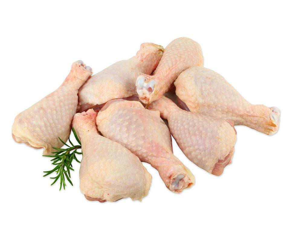 All Natural Chicken Legs, 11lbs - Pepper Pantry