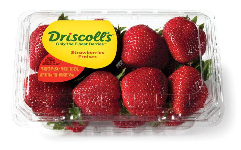 Strawberries - Driscoll's - Pepper Pantry