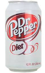 Diet Dr Pepper - Pepper Pantry