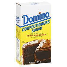 Domino Confectioner 10x Sugar 1 Lb - Pepper Pantry