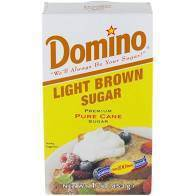 Domino Light Brown Sugar 1 Lb - Pepper Pantry