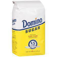 Domino Granulated Sugar 4 Lb - Pepper Pantry