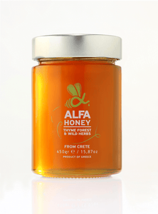 Honey Thyme Forest & Wild Herbs Greece Alfa - Pepper Pantry