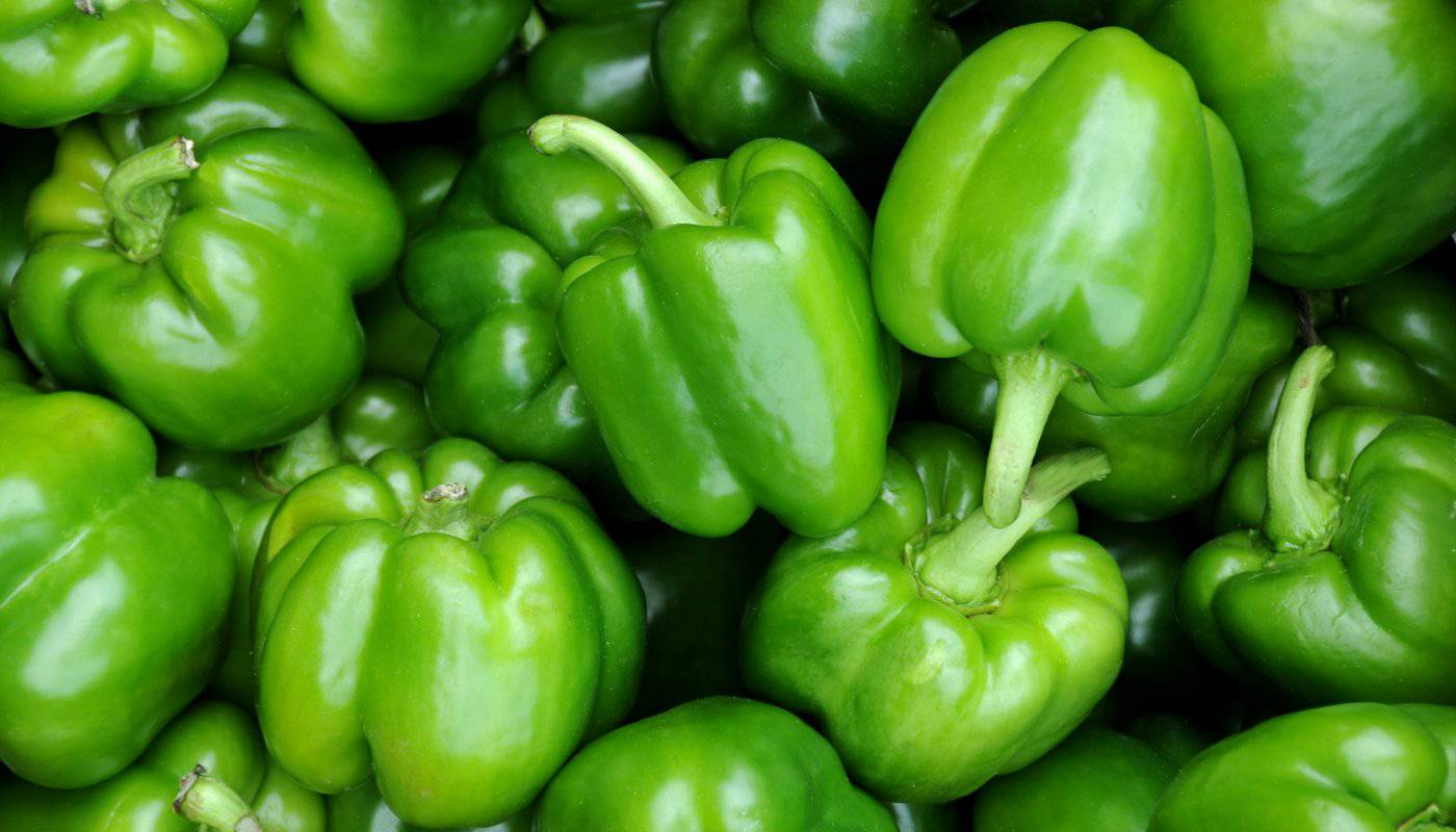 Pepper, Green - Pepper Pantry