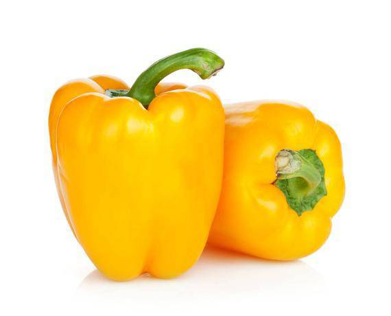 Pepper, Yellow - Pepper Pantry