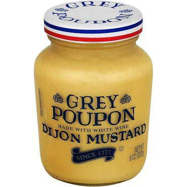 Mustard, Dijon - Grey Poupon - Pepper Pantry