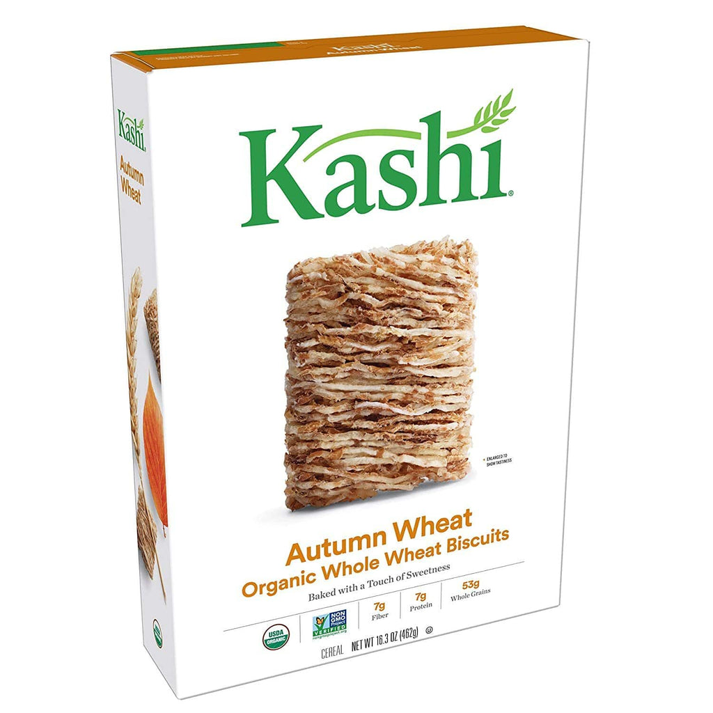 Kashi Autumn Wheat Cereal - Pepper Pantry