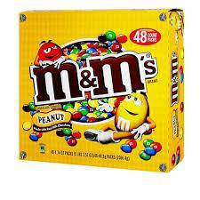 M & M's Peanut - Pepper Pantry